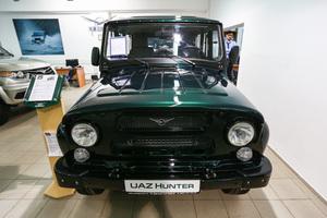 Авто УАЗ Hunter, 2016 года выпуска, цена 669 990 руб., Москва