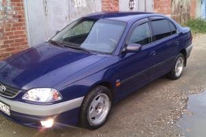 Подержанный автомобиль Toyota Avensis, отличное состояние, 2001 года выпуска, цена 230 000 руб., Миасс