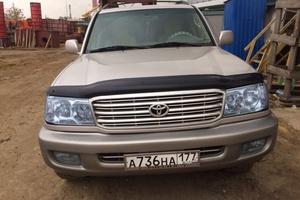 Подержанный автомобиль Toyota Land Cruiser, отличное состояние, 2000 года выпуска, цена 750 000 руб., Одинцово