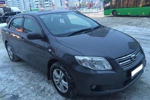Автомобиль Toyota Corolla Axio, хорошее состояние, 2008 года выпуска, цена 520 000 руб., Екатеринбург