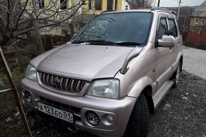 Автомобиль Toyota Cami, хорошее состояние, 2001 года выпуска, цена 290 000 руб., Краснодарский край