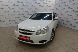 Авто Chevrolet Epica, 2011 года выпуска, цена 420 000 руб., Санкт-Петербург