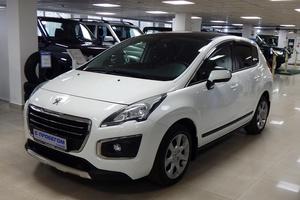 Авто Peugeot 3008, 2014 года выпуска, цена 879 000 руб., Москва