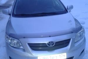 Автомобиль Toyota Corolla, отличное состояние, 2007 года выпуска, цена 460 000 руб., Челябинск