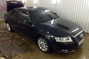 Подержанный автомобиль Audi A6, хорошее состояние, 2009 года выпуска, цена 880 000 руб., Краснодар