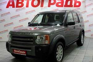 Авто Land Rover Discovery, 2007 года выпуска, цена 679 000 руб., Москва