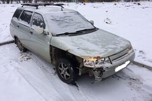 Автомобиль ВАЗ (Lada) 2111, битый состояние, 2002 года выпуска, цена 48 000 руб., Ногинск