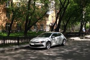 Автомобиль Volkswagen Scirocco, отличное состояние, 2012 года выпуска, цена 900 000 руб., Екатеринбург