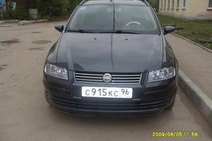 Автомобиль Fiat Stilo, хорошее состояние, 2004 года выпуска, цена 200 000 руб., Каменск-Уральский