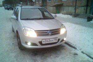 Автомобиль Geely MK, среднее состояние, 2013 года выпуска, цена 230 000 руб., Урай