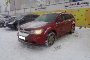 Авто Dodge Journey, 2010 года выпуска, цена 750 000 руб., Самара