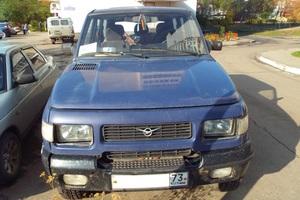 Автомобиль УАЗ 3160, среднее состояние, 2000 года выпуска, цена 125 000 руб., Ульяновск