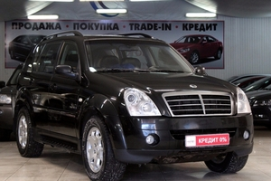 Авто SsangYong Rexton, 2010 года выпуска, цена 720 000 руб., Москва
