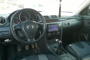 Подержанный автомобиль Mazda 3, отличное состояние, 2008 года выпуска, цена 425 000 руб., Казань