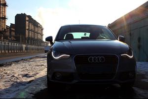Подержанный автомобиль Audi A1, отличное состояние, 2012 года выпуска, цена 639 999 руб., Москва