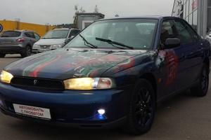 Подержанный автомобиль Subaru Legacy, хорошее состояние, 1998 года выпуска, цена 201 000 руб., Серпухов