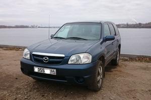 Автомобиль Mazda Tribute, отличное состояние, 2001 года выпуска, цена 300 000 руб., Иваново