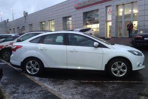 Автомобиль Ford Focus, отличное состояние, 2013 года выпуска, цена 520 000 руб., Одинцово