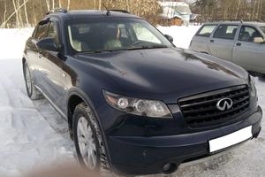 Подержанный автомобиль Infiniti FX-Series, хорошее состояние, 2007 года выпуска, цена 730 000 руб., Одинцово