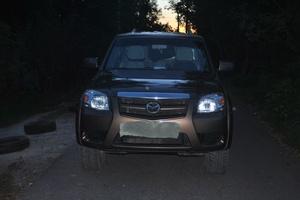 Автомобиль Mazda BT-50, хорошее состояние, 2011 года выпуска, цена 850 000 руб., Старый Оскол