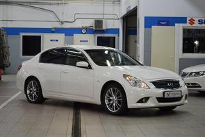 Авто Infiniti G-Series, 2012 года выпуска, цена 1 079 000 руб., Санкт-Петербург