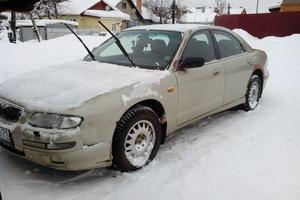 Автомобиль Mazda Xedos 9, среднее состояние, 1997 года выпуска, цена 110 000 руб., Тула