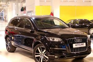 Подержанный автомобиль Audi Q7, отличное состояние, 2013 года выпуска, цена 1 890 000 руб., Московская область