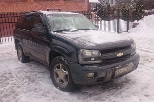 Автомобиль Chevrolet TrailBlazer, хорошее состояние, 2005 года выпуска, цена 500 000 руб., Звенигород