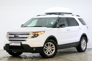 Авто Ford Explorer, 2014 года выпуска, цена 1 590 000 руб., Санкт-Петербург