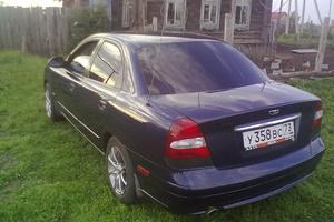 Автомобиль Daewoo Nubira, отличное состояние, 2001 года выпуска, цена 150 000 руб., Димитровград