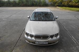 Автомобиль Rover 75, хорошее состояние, 2003 года выпуска, цена 280 000 руб., Сочи