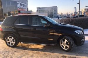 Подержанный автомобиль Mercedes-Benz M-Класс, отличное состояние, 2014 года выпуска, цена 2 750 000 руб., Челябинск