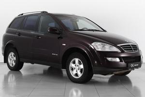 Авто SsangYong Kyron, 2010 года выпуска, цена 619 000 руб., Ростовская область