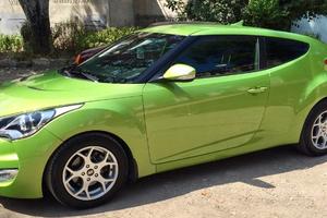Автомобиль Hyundai Veloster, отличное состояние, 2012 года выпуска, цена 730 000 руб., Крым