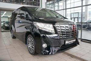 Авто Toyota Alphard, 2016 года выпуска, цена 4 380 000 руб., Москва