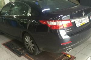 Автомобиль Renault Latitude, отличное состояние, 2014 года выпуска, цена 1 035 000 руб., Москва