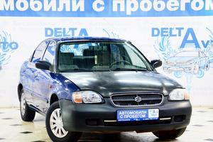 Авто Suzuki Baleno, 2000 года выпуска, цена 99 000 руб., Москва