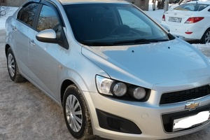 Автомобиль Chevrolet Aveo, отличное состояние, 2012 года выпуска, цена 420 000 руб., Серпухов