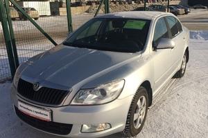 Подержанный автомобиль Skoda Octavia, отличное состояние, 2010 года выпуска, цена 499 000 руб., Челябинск