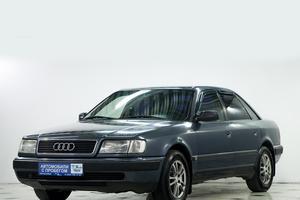 Авто Audi 100, 1993 года выпуска, цена 199 000 руб., Москва