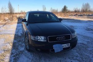 Автомобиль Audi A4, отличное состояние, 2004 года выпуска, цена 400 000 руб., Псков