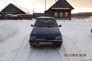 Автомобиль Daewoo Tico, хорошее состояние, 1997 года выпуска, цена 43 000 руб., Алапаевск