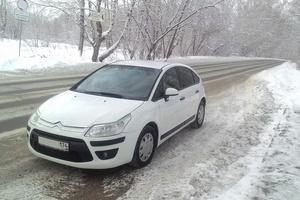 Подержанный автомобиль Citroen C4, отличное состояние, 2009 года выпуска, цена 280 000 руб., Челябинск
