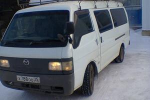 Автомобиль Mazda Bongo Brawny, среднее состояние, 2001 года выпуска, цена 250 000 руб., Челябинск