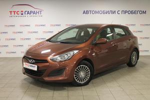 Подержанный автомобиль Hyundai i30, отличное состояние, 2013 года выпуска, цена 655 200 руб., Казань