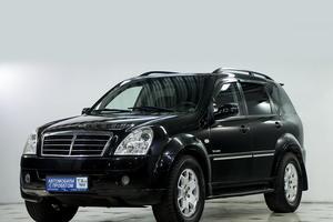 Авто SsangYong Rexton, 2009 года выпуска, цена 599 000 руб., Москва