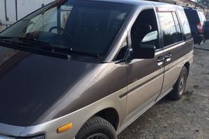 Автомобиль Nissan Prairie, среднее состояние, 1993 года выпуска, цена 90 000 руб., Гай
