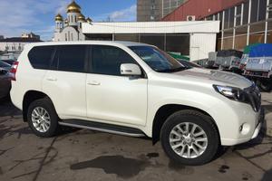 Автомобиль Toyota Land Cruiser Prado, отличное состояние, 2014 года выпуска, цена 2 100 000 руб., Москва