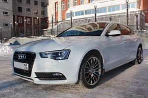 Автомобиль Audi A5, отличное состояние, 2016 года выпуска, цена 2 200 000 руб., Екатеринбург