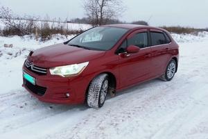 Подержанный автомобиль Citroen C4, хорошее состояние, 2012 года выпуска, цена 495 000 руб., Дмитров